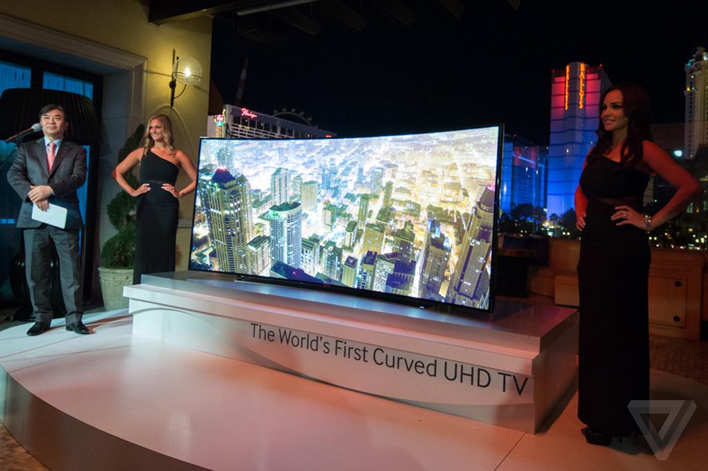 Samsung TV Flex