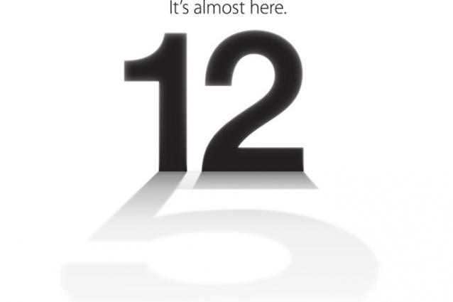 Evento Apple 2012