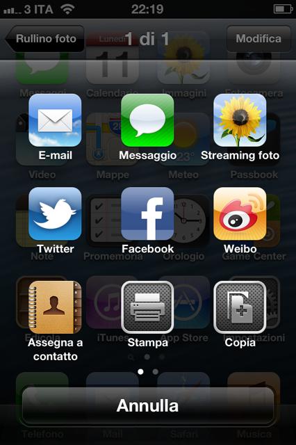 iOS 6.0 Beta social