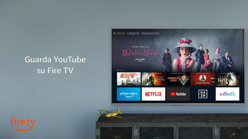YouTube Fire TV Stick