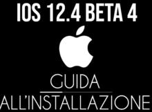 iOS 12.4 Beta 4
