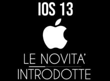 iOS 13 - banner