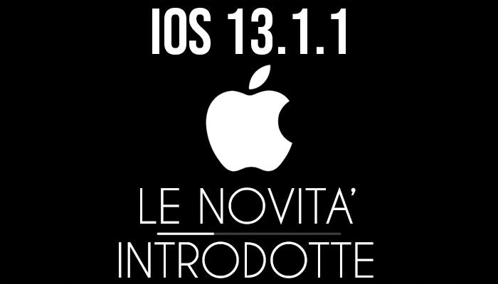 iOS 13.1.1 - banner