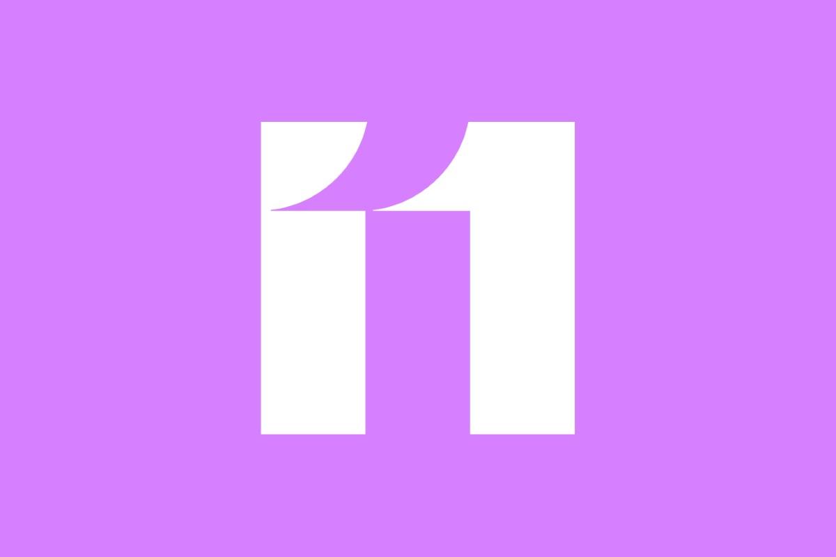 MIUI 11 Logo