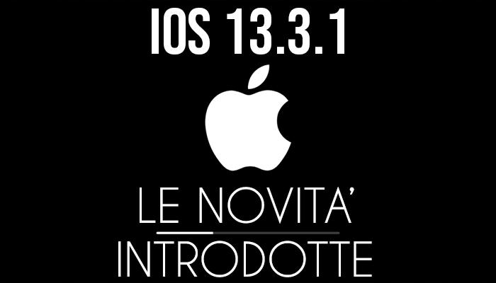 iOS 13.3.1 - banner