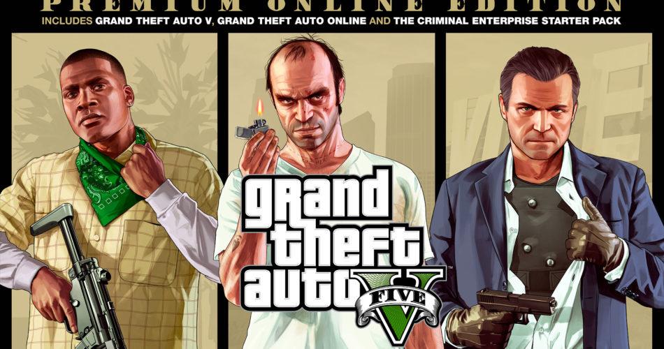 Grand Theft Auto 5 - Premium Edition